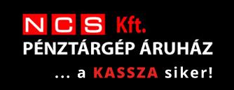 NCS Kft. Pénztárgép Áruház